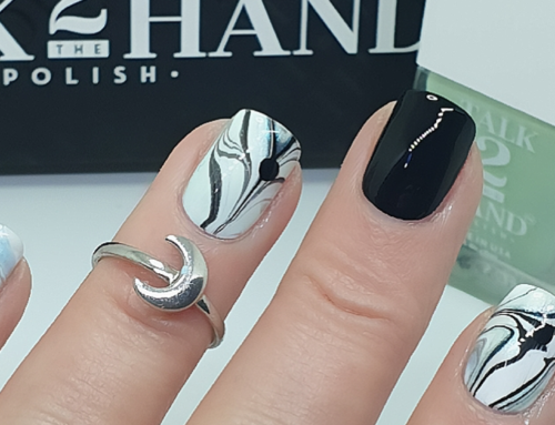 WATCH | Pearlescent Nail Art Tutorial